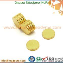 disque en néodyme-fer-bore