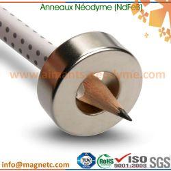 anneaux magnétiques en néodyme